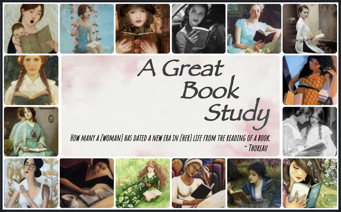 A Great Book Study