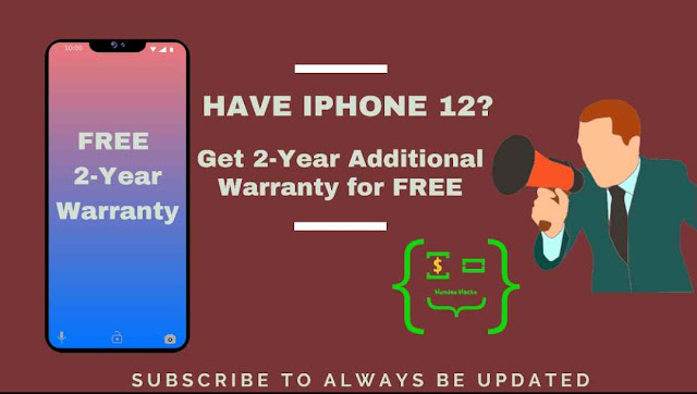 Get 2 Year Additional Warranty On Your iPhone