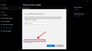 Cara Menambah Akun Administrator Windows 10