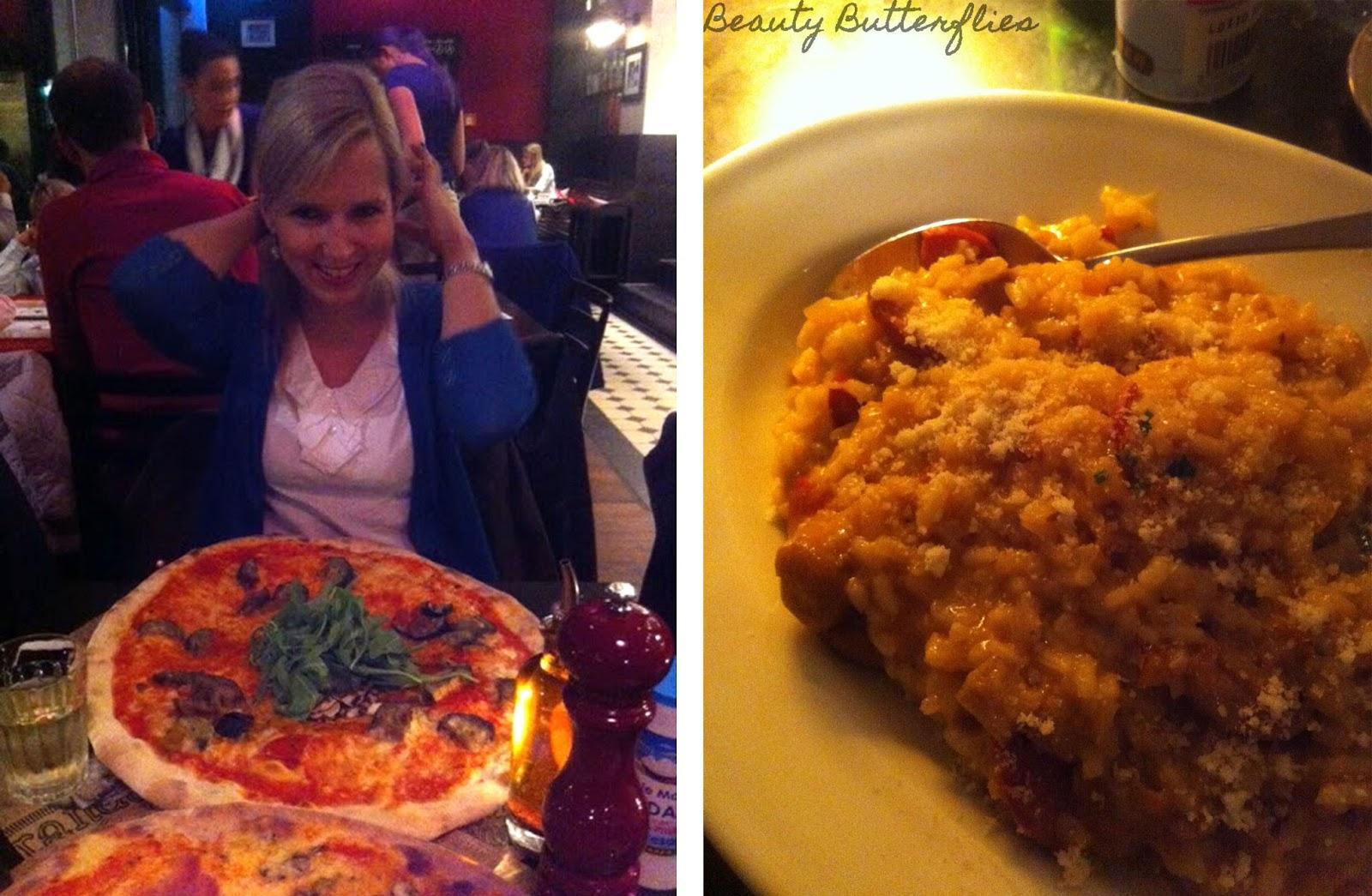 [Hannover] l'Osteria – Ein Wagenrad Pizza bitte