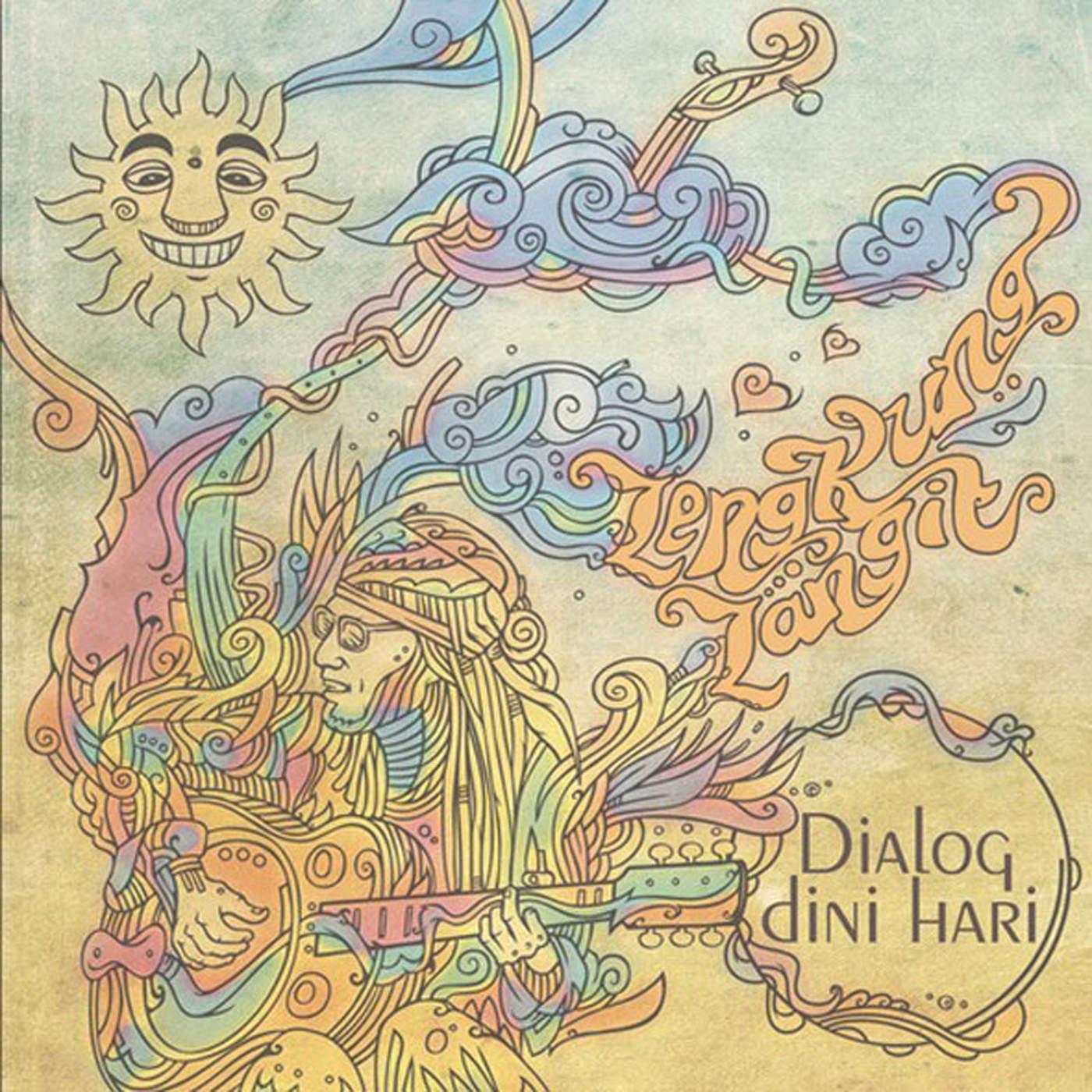 Dialog Dini Hari - Lengkung Langit - EP (2012) [iTunes Plus AAC M4A]