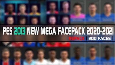 New Mega Facepack 2021