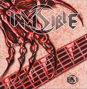 Portada de EP1, de Invisible