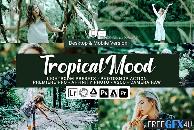 Tropical Mood Presets