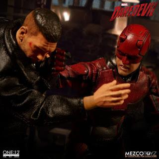 """One:12 Collective Daredevil de """"Netflix Marvel's Daredevil"""" - Mezco Toyz"""