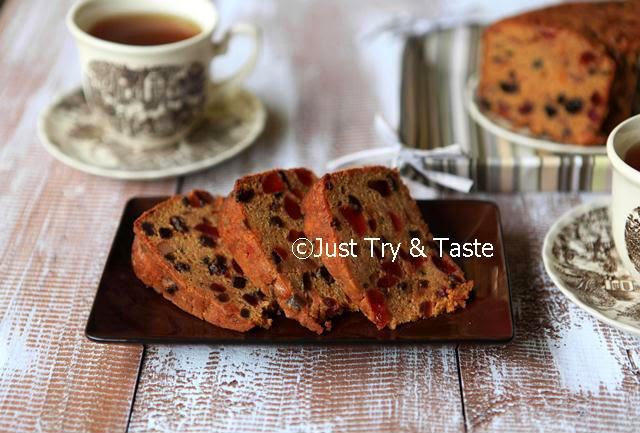 Resep Fruit Cake Jtt: Fruitcake A La Nigel Slater