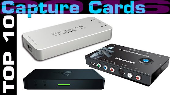 Top 10 Review Products-Top 10 Capture Cards 2016