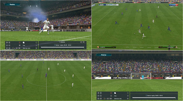 PES 2017 New Turf Realistic dari A. Said