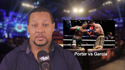 Shawn Porter Vs Danny Garcia #fightweek Ep 11