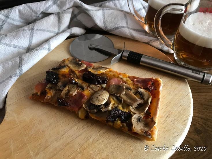 pizza-champiñones-frontal