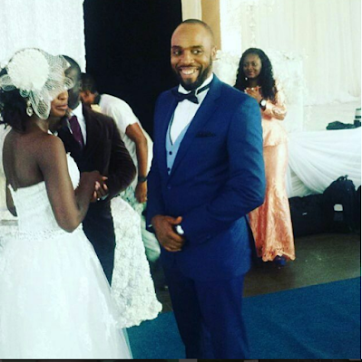 Lovely photos from Kalu Ikeagwu and Ijeoma Eze's wedding in Enugu
