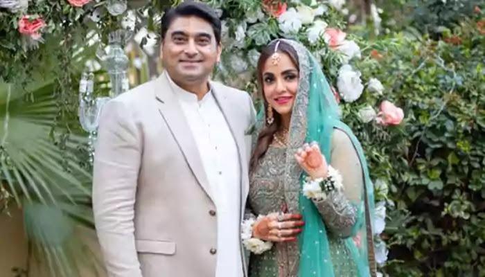 Nadia khan husband