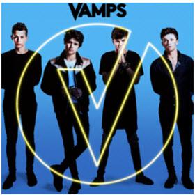 The Vamps en concierto en el Palacio Vistalegre Arena. Viernes 4 de noviembre