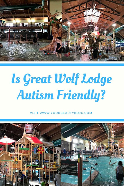 Is Great Wolf Lodge autism friendly? We think so! Read more about the Sandusky location and get tips to enjoy your stay.
