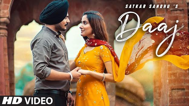 Daaj Song Lyrics - Satkar Sandhu | Arjan Virk | Jassi X | Latest Punjabi Song 2020 Lyrics Planet