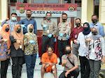Polres Langsa Berhasil Amankan Pelaku Pemerkosaan Dan Pembunuhan