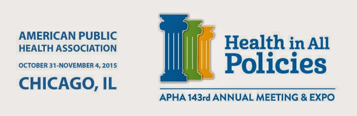 APHA Annual Meeting Blog