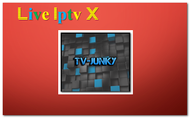 tvjunky tv show addon