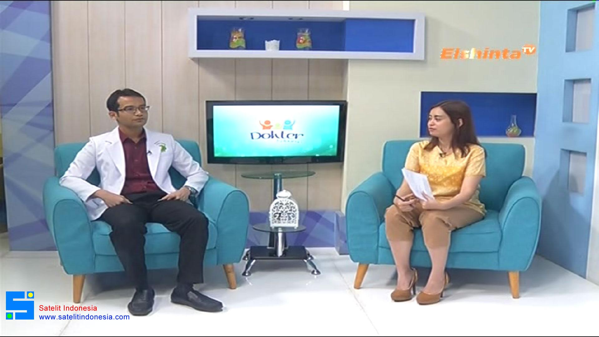 Frekuensi siaran ElshintaTV di satelit Palapa D Terbaru