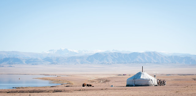 Lacul Achit, Mongolia