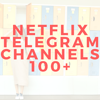 Netflix telegram channels
