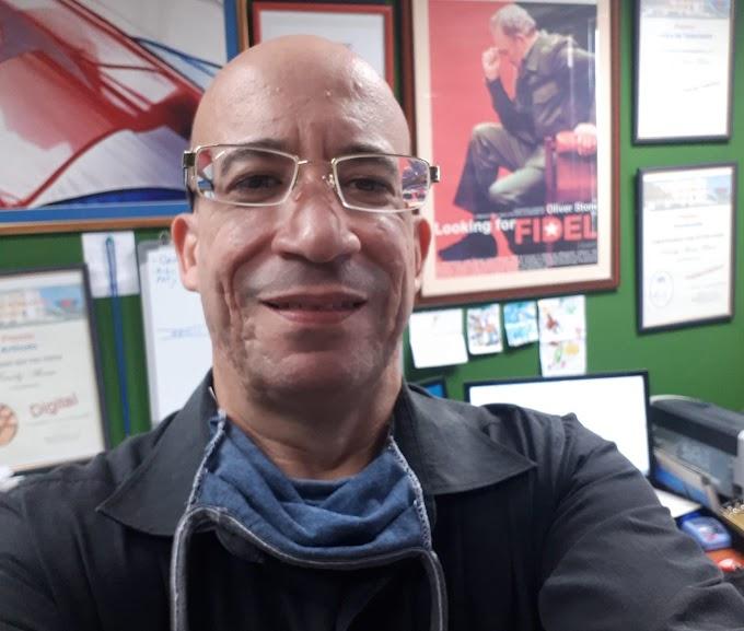 Randy Alonso quiere que el nasobuco continúe siendo obligatorio después de la pandemia