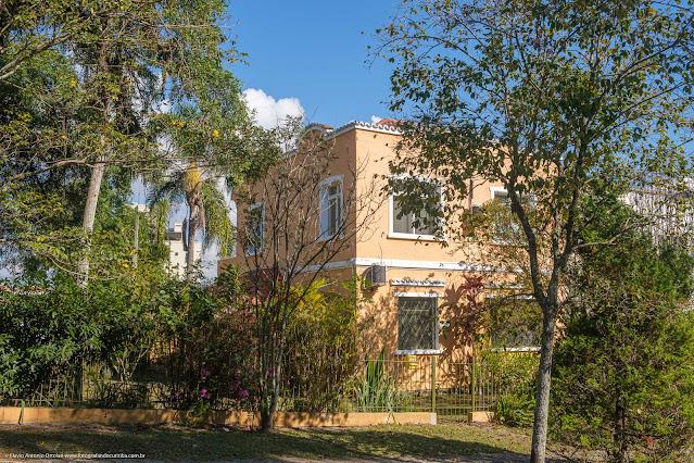 Uma casa na Paraguassu - vista lateral