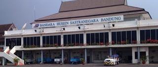 Bandar Udara Internasional Husein Sastranegara Bandung
