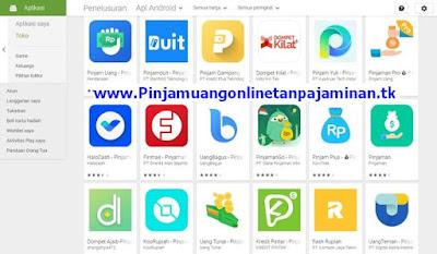 10 Aplikasi Pinjaman Online 24 jam Cepat Cair dan Terpercaya Tanpa Jaminan