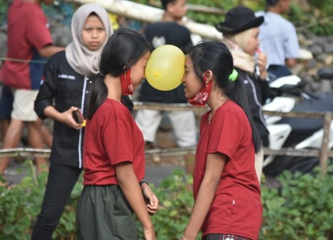 Bina Generasi Muda, PIKR Setyo Tuhu Gelar Aneka Lomba untuk Anak-anak Dusun