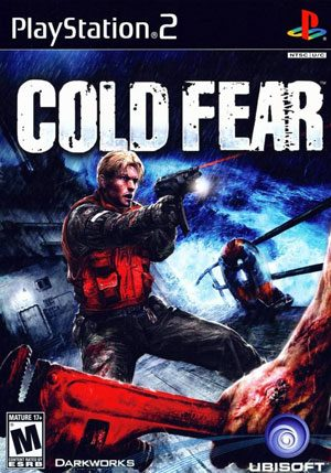 Cold Fear NTSC PS2