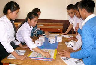 les privat matematika menyiapkan mengikuti kompetisi