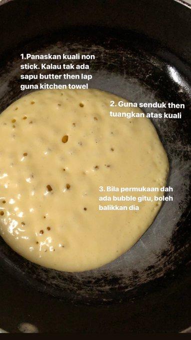 resepi pancake mcd