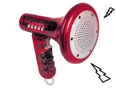 amplificateur changer de voix