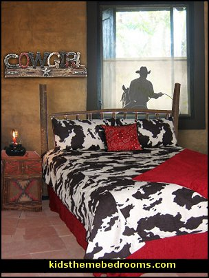 Decorating theme bedrooms maries manor horse for Cowgirl themed bedroom ideas