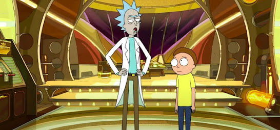 Rick and Morty's Spectacular Quiz Answers - Bequizzed