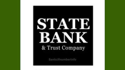 State Bank Online Banking