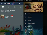 BBM Stitch (Lilo and Stitch) V2.10.0.31 APK