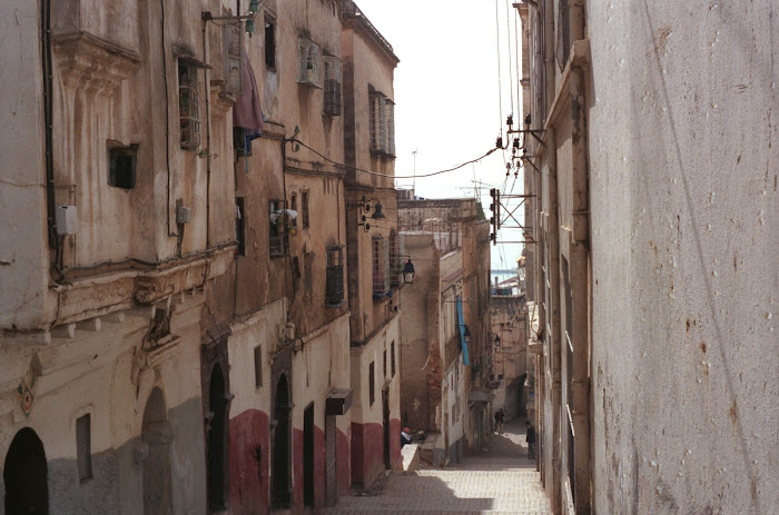 Alger, Casbah, © L. Gigout, 1991