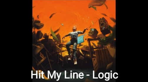 Hit My Line Lyrics - Logic | Album No Pressure