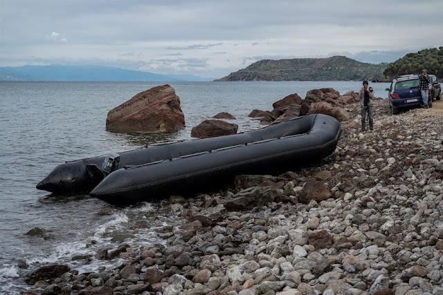 """Ακόμη 67 """"επενδυτές"""" πέρασαν με βάρκες στη Λέσβο"""