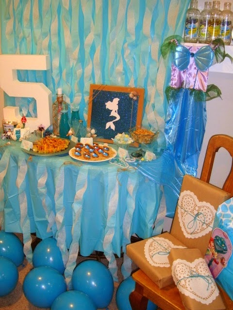 Mermaid B-day! 2015