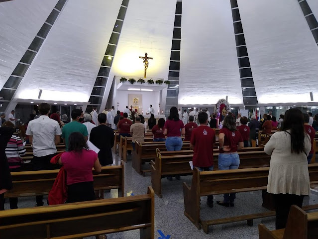 DIOCESE: Tv Asa Branca irá transmitir missas da Catedral de Nossa Senhora das Dores de Caruaru