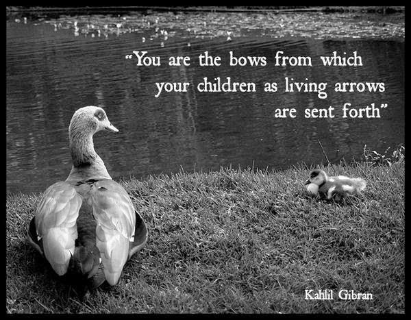 "Puisi Tentang Anak ""Anakmu Bukan Milikmu"" by Kahlil Gibran"