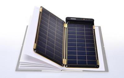 Inovasi Tenaga Surya, Solar Paper Charger Hp Tetipis di Dunia
