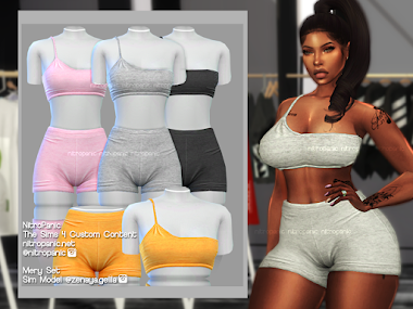 Mery Set for The Sims 4