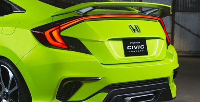 2016 Honda Civic Type R Release Date USA