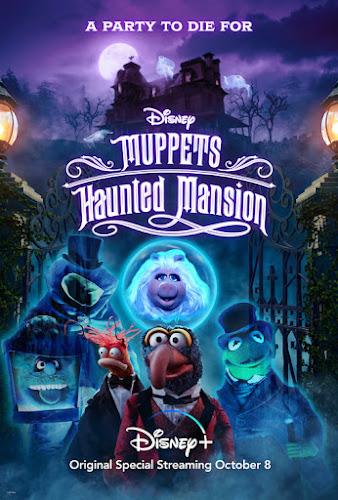 Muppets Haunted Mansion (Web-DL 720p Español Latino) (2021)