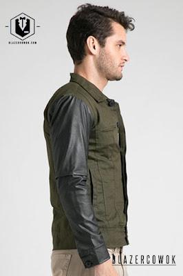 blazer cowok blazercowok.com jaket korean jas pria sk60 b