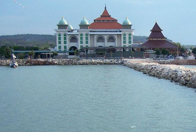 1. Spot Area TPI Brondong
